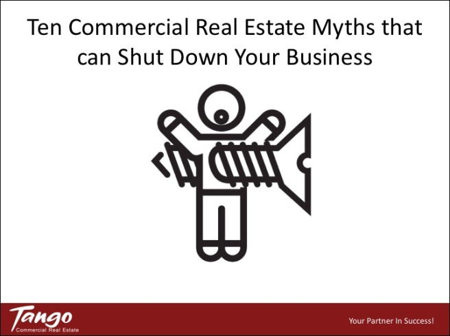 10 CRE Myths intro